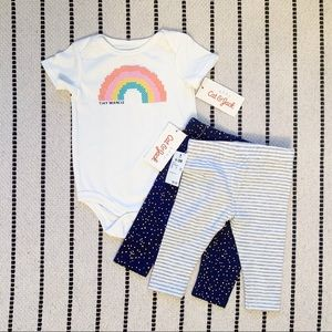 Cat & Jack Baby Girl Bundle